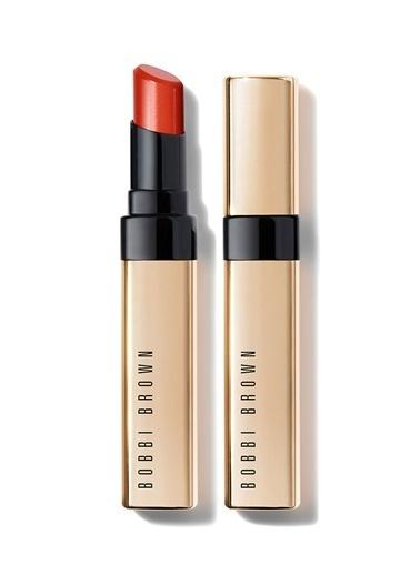 Bobbi Brown Luxe Shine Intense Lipstick Desert Sun Kırmızı